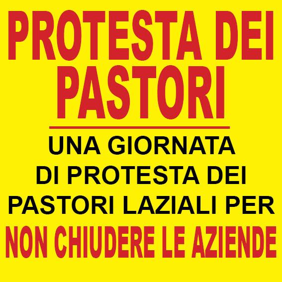 PROTESTA DEI PASTORI