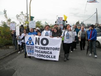 COLDIRETTI LAZIO-ROMA: PER I RIFIUTI NO A INDIVIDUAZIONE DI CORCOLLE