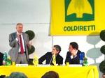 ELEZIONI SINDACO DI ROMA: L'INCONTRO DELLA COLDIRETTI CON GIANNI ALEMANNO
