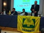 ELEZIONI SINDACO DI ROMA: L'INCONTRO DELLA COLDIRETTI CON IGNAZIO MARINO