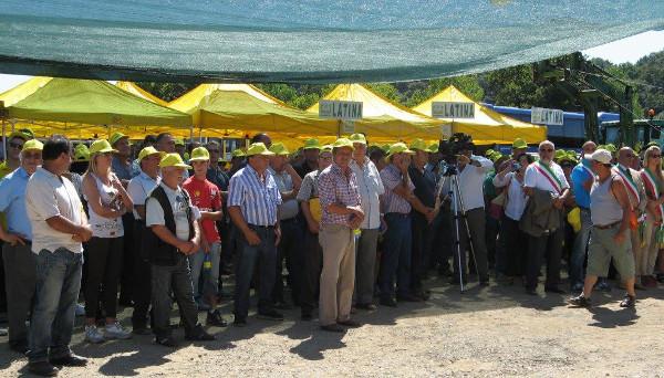 COLDIRETTI LATINA: PER I  DANNI DA FAUNA SELVATICA PRIME RISPOSTE DOPO L'INIZIATIVA DELL'ORGANIZZAZIONE AGRICOLA