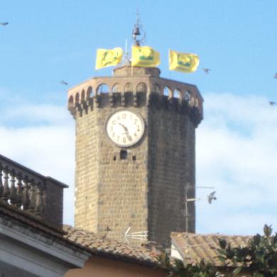 NEL  COMPRENSORIO  ALTA TUSCIA  A MARTA E GROTTE  DI  CASTRO