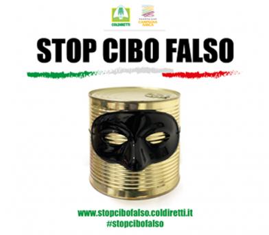 STOP Cibo Falso