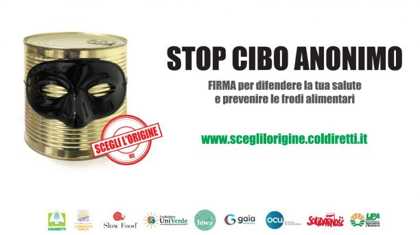 STOP Cibo Falso