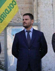 Alan Risolo, Presidente Coldiretti Rieti